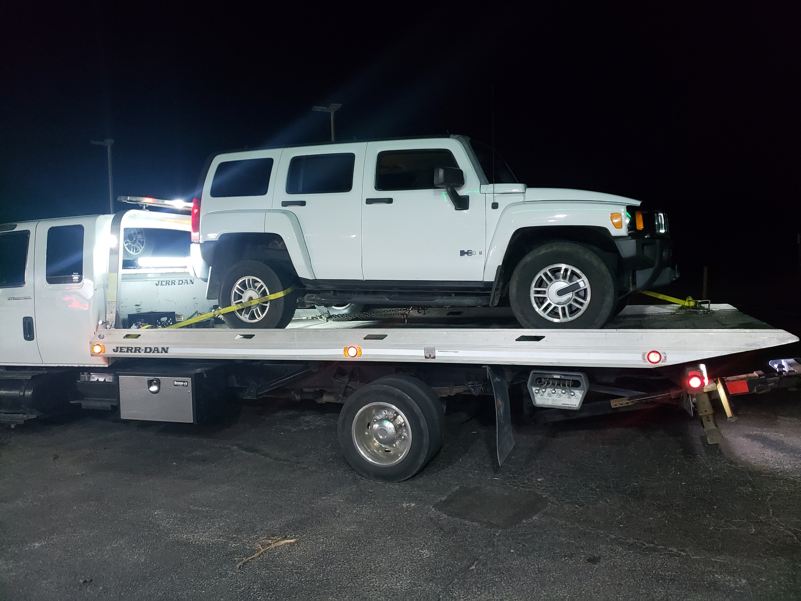 Flatbed Towing Greenville, NC
