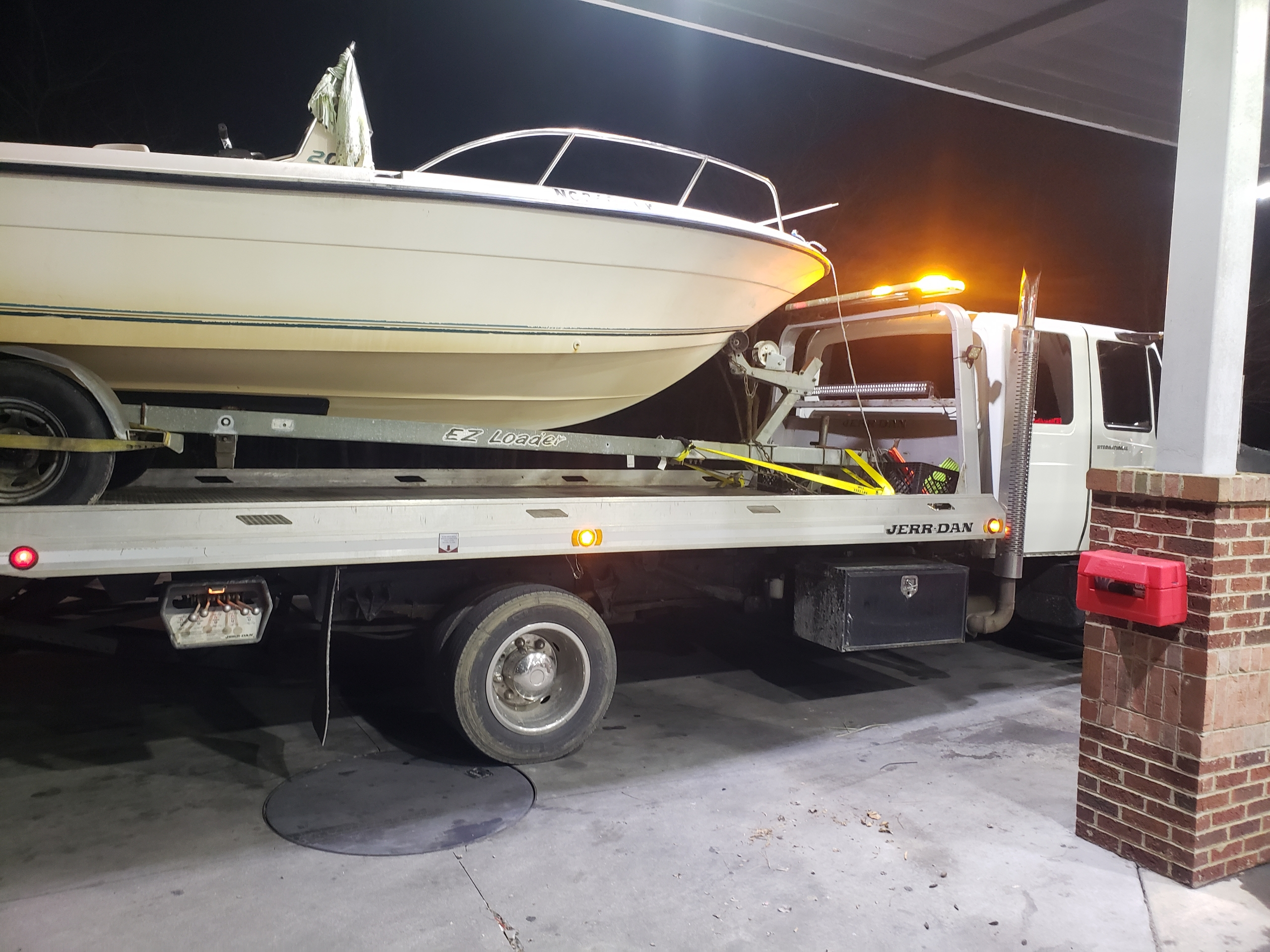Greenville NC Towing