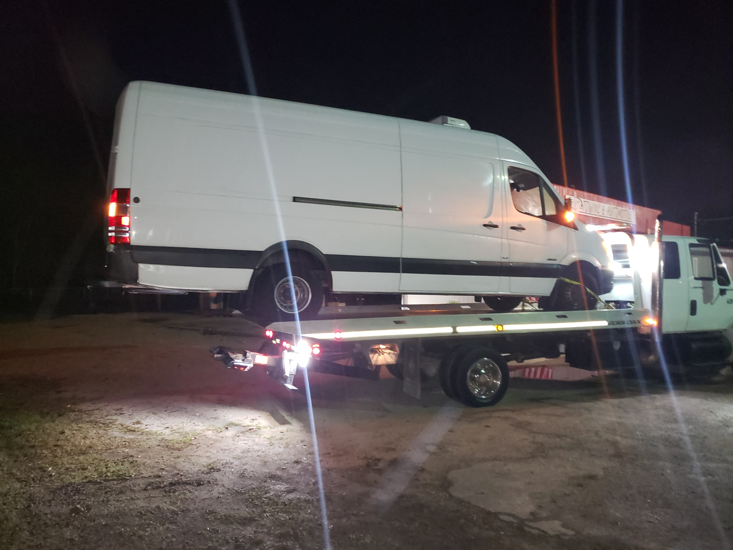 Medium Duty Towing Greenville, NC