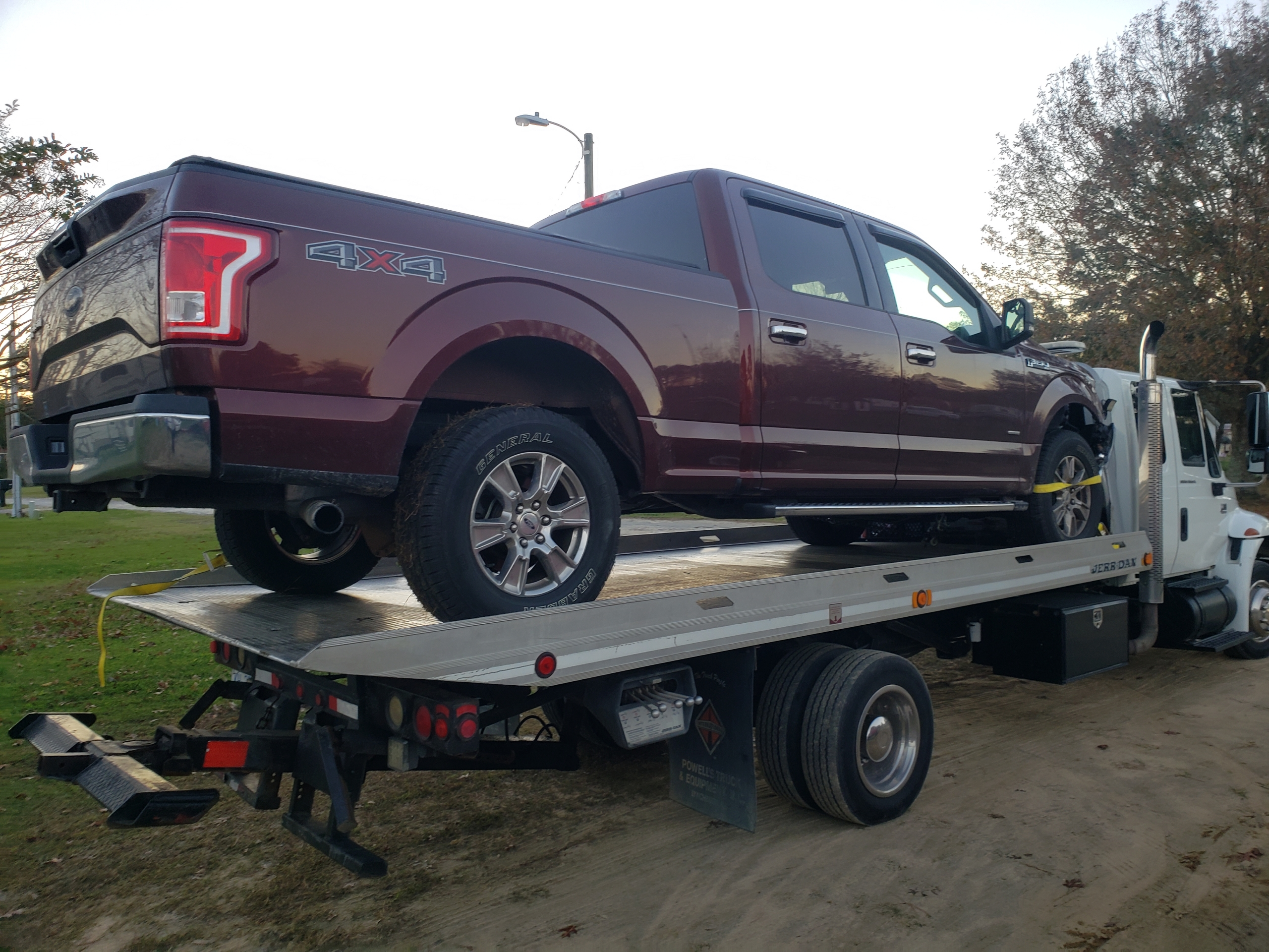 Towing Service Greenville, NC